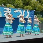 新日本婦人の会西淀川支部踊小組