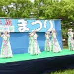 新日本婦人の会西淀川支部踊り小組